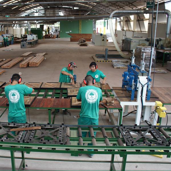 Deck Tiles Manufacturing Brazil
