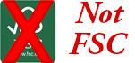 NOT FSC Certified