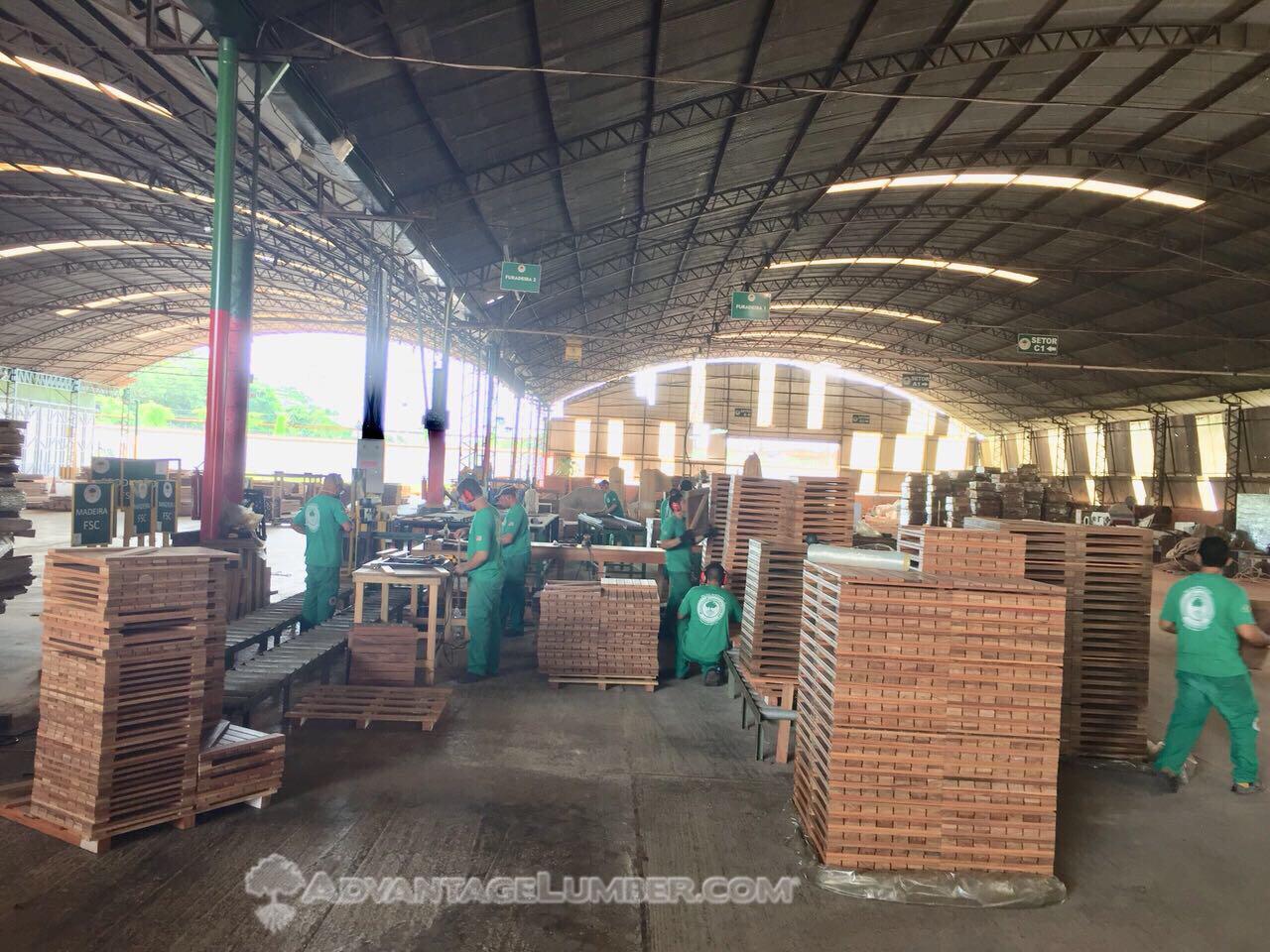 12 inch x 12 inch wholesale Deck Tile production